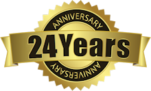 Celebrating 23 years of website marketing & programming experience in Japan