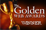 Golden Web Awards Winner
