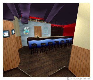 (Bar & Restaurant Design ::: Kitakyushu) ::: Lanikai Hawaiian-Style Bar