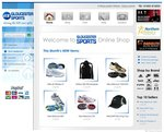 Gloucester Sports Online Shop  (Web Shop Design ::: Gloucester)