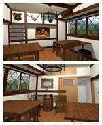 Ringtail Medieval Event Room  (Interior Design ::: Beppu)