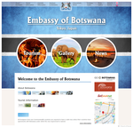 Botswana Embassy Website