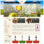 Tomei Wines Website  (Webshop Design ::: Yokohama)